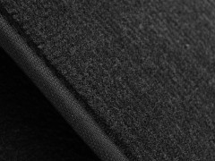 Фото 6 - Коврики в салон для Citroen Jumpy '96-07 текстильные, черные (Люкс)