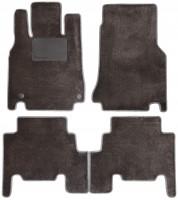 Коврики в салон для Mercedes A-Class W168 '97-04, текстильные, серые (Optimal)