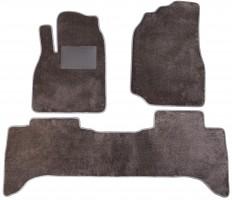 Коврики в салон для Toyota Land Cruiser 100 '98-07, текстильные, серые (Optimal)
