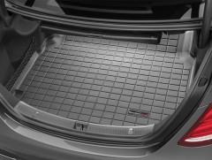 Коврик в багажник для Mercedes E-Class W213 '16-, седан, резиновый, черный (WeatherTech)