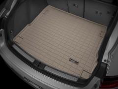 Коврик в багажник для Porsche Macan '14-, резиновый (WeatherTech) бежевый