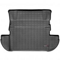 Коврик в багажник для Mitsubishi Outlander '12- (без органайзера) резиновый, черный (WeatherTech)