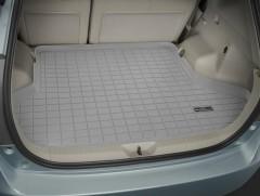 Коврик в багажник для Toyota Prius '09-15, резиновый, серый (WeatherTech)