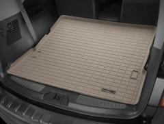 Коврик в багажник для Infiniti QX56 '10-, резиновый (WeatherTech) бежевый