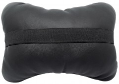 Фото 2 - Подушка на подголовник в автомобиль черная
