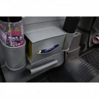 Фото 4 - Органайзер на спинку сиденья автомобиля, серый
