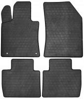 Коврики в салон для Peugeot 508 '18-, резиновые, черные (Stingray)