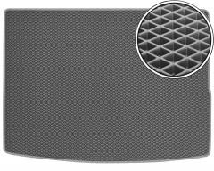 Коврик в багажник для Kia Niro '17- с органайзером, EVA-полимерный, серый (Kinetic)