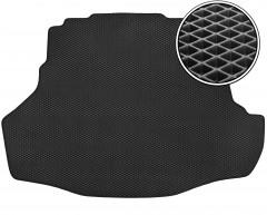 Коврик в багажник для Toyota Avalon '13-, EVA-полимерный, черный (Kinetic)