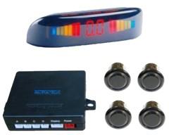 Парктроник AutoKit PS-062I-4 (черный)