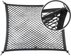 Сетка в багажник эластичная для Toyota RAV4, двухслойная