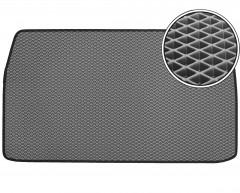 Коврик в багажник для Mitsubishi Grandis '03-11, короткий, EVA-полимерный, серый (Kinetic)