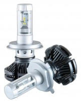 Автомобильные лампочки Solar LED H4 12/24V 6000Lm