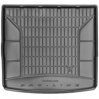 Коврик в багажник для Dodge Journey '07- верхний, резиновый, черный (Frogum)