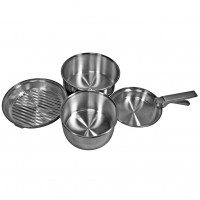 Набор посуды Camping set of dishes