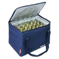 Ezetil Сумка изотермическая Keep Cool Beer Bag, 34,3 л, синяя