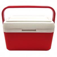 Изотермический контейнер 22 л красный, Mega
