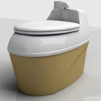 Туалет торфяной PITECO 506