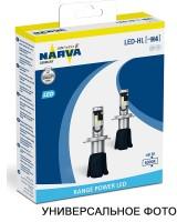 Автомобильная лампочка Narva Range Power LED HB3/HB4 12V 16W P20d/P22d