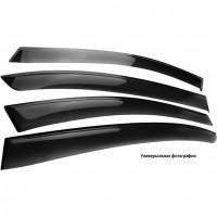 Дефлекторы окон для Renault Megane 3 '08-16 универсал (HIC)