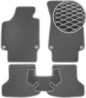 Фото 1 - Коврики в салон для Audi A3 '04-12, EVA-полимерные, серые (Kinetic)