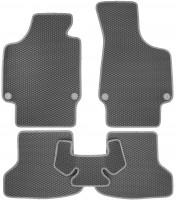 Фото 2 - Коврики в салон для Audi A3 '04-12, EVA-полимерные, серые (Kinetic)