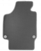 Фото 3 - Коврики в салон для Audi A3 '04-12, EVA-полимерные, серые (Kinetic)