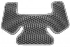 Фото 6 - Коврики в салон для Audi A3 '04-12, EVA-полимерные, серые (Kinetic)