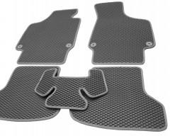 Фото 8 - Коврики в салон для Audi A3 '04-12, EVA-полимерные, серые (Kinetic)