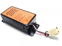Инвертор / преобразователь напряжения  импульсный 24 в 12 В