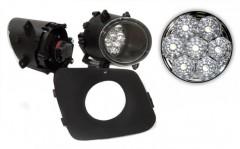 Фото 1 - Противотуманные фары для Lada Калина 2117-19 '04-13, (Lavita) LED