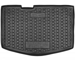 Коврик в багажник для Chevrolet Bolt '16- нижняя полка, резиновый (AVTO-Gumm)