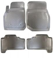 Коврики в салон для Lexus LX 470 '00-07 полиуретановые (Nor-Plast)