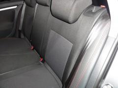 Авточехлы Premium для салона Volkswagen Golf Plus V '05-09 серая строчка (MW Brothers)