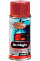 Лак для тонировки фонарей красный 400 мл. (Motip)