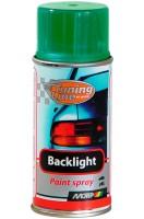 Лак для тонировки фонарей зелёный 150 мл. (Motip)