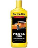 Очиститель кузова от насекомых и битума DoctorWax, 300 мл