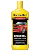 DoctorWax Полироль-очиститель стекол DoctorWax, 300 мл