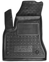 Коврик в салон водительский для Citroen C4 Picasso '06-13 резиновый, черный (AVTO-Gumm)