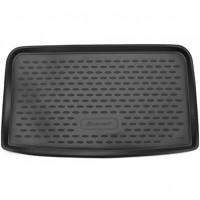 Коврик в багажник для Seat Alhambra '10- верхний, полиуретановый (Novline / Element) черный