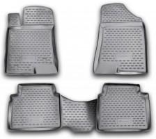 Коврики в салон для Hyundai Grandeur '05-11 полиуретановые (Novline / Element)