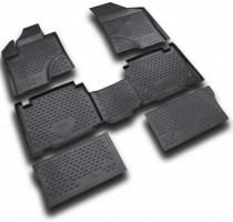 Коврики в салон для Hyundai Veracruz (ix55) '06-12 полиуретановые (Novline / Element)