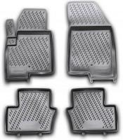 Коврики в салон для Jeep Compass '11- полиуретановые (Novline / Element) EXP.CARJEP00003h