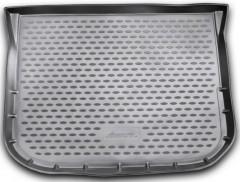 Коврик в багажник для Chery Beat '11-, полиуретановый (Novline / Element) черный