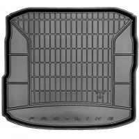 Frogum Коврик в багажник для Audi A3 (8V) '12-20 седан, 2WD, резиновый, черный (Frogum)