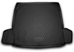 Коврик в багажник для Citroen C5 '11- седан, полиуретановый (Novline / Element) черный