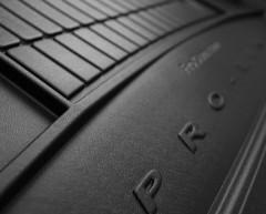 Фото 3 - Коврик в багажник для Seat Arona '17- нижний, резиновый, черный (Frogum)