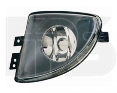 Противотуманная фара для BMW 5 F10 / 11 '10-16, гладкое стекло, левая (DEPO)