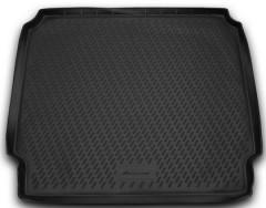 Коврик в багажник для Opel Zafira C Tourer '12-, 5/7 мест, полиуретановый (Novline / Element) черный