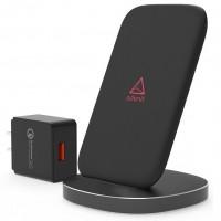 Беспроводное зарядное устройство Adonit Wireless Fast Charging Stand (3130-17-07-C) Black